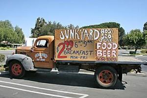 Junkyard Cafe Simi Valley