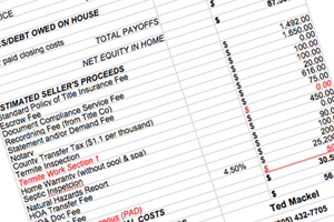 Estimated Costs to Sell Your Simi Valley Home Who pays for What