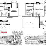 Simi Valley Oakridge Estates Floor Plans