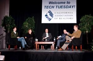 California Association of Realtors EXPO 2010 San Jose California  Ted Mackel
