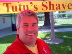 Scott Miller Tutu's Mobile Shave Ice Simi Valley California