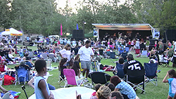 Music in the Park - Rancho Simi Community Park
