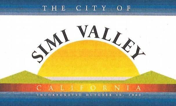 simi valley city flag