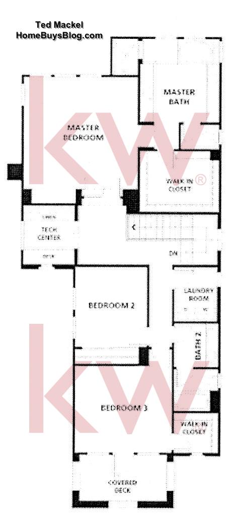 Big Sky Simi Valley Crosspoint Plan 2  second floor