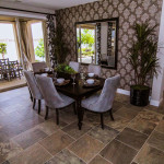 Simi Valley homes dining room