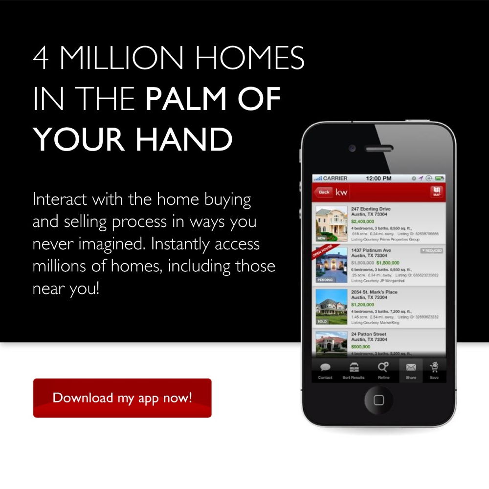 My Mobile App - Community Home Buying & Selling Real Estate Guide