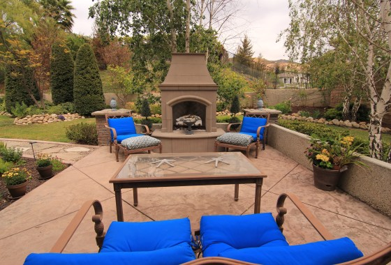 5849 Evening Drive Simi Valley CA 93063 Sky Backyard